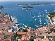 Croatia Bay Aerial