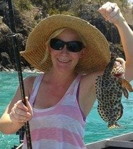 Fishing whitsunday