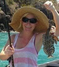 Fishing whitsunday