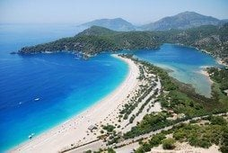 Turkey White Beach