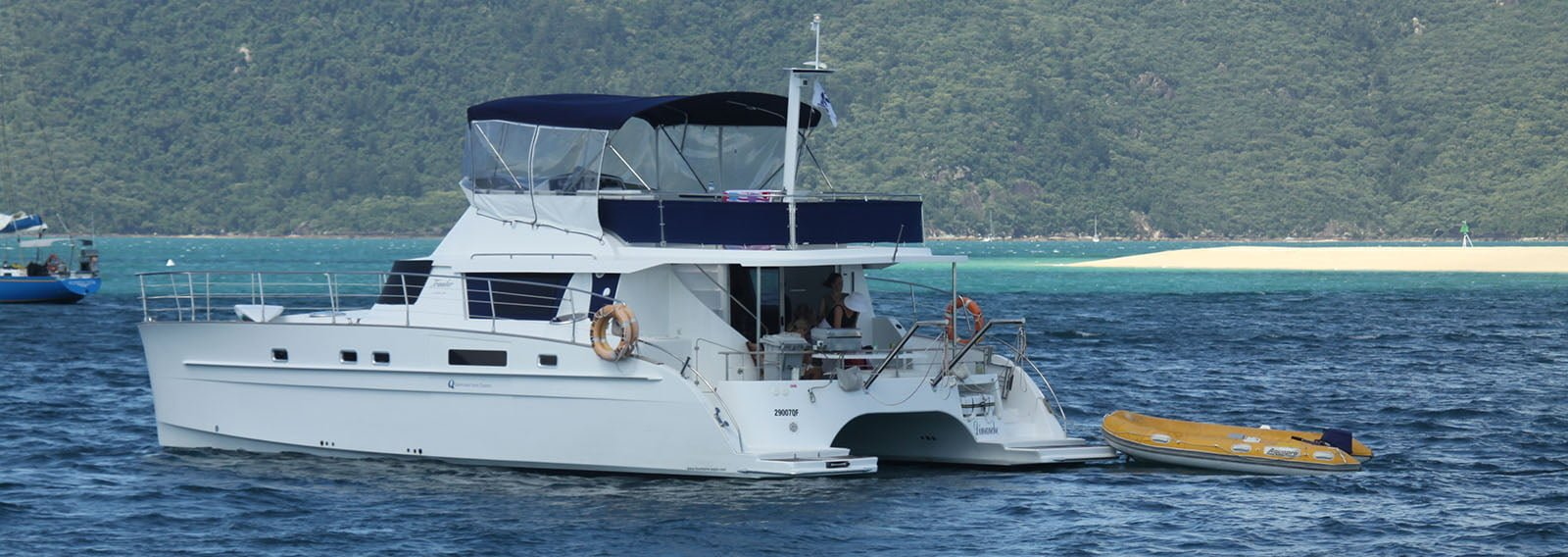 Fountaine Pajot Cumberland 46 'Dimanche'