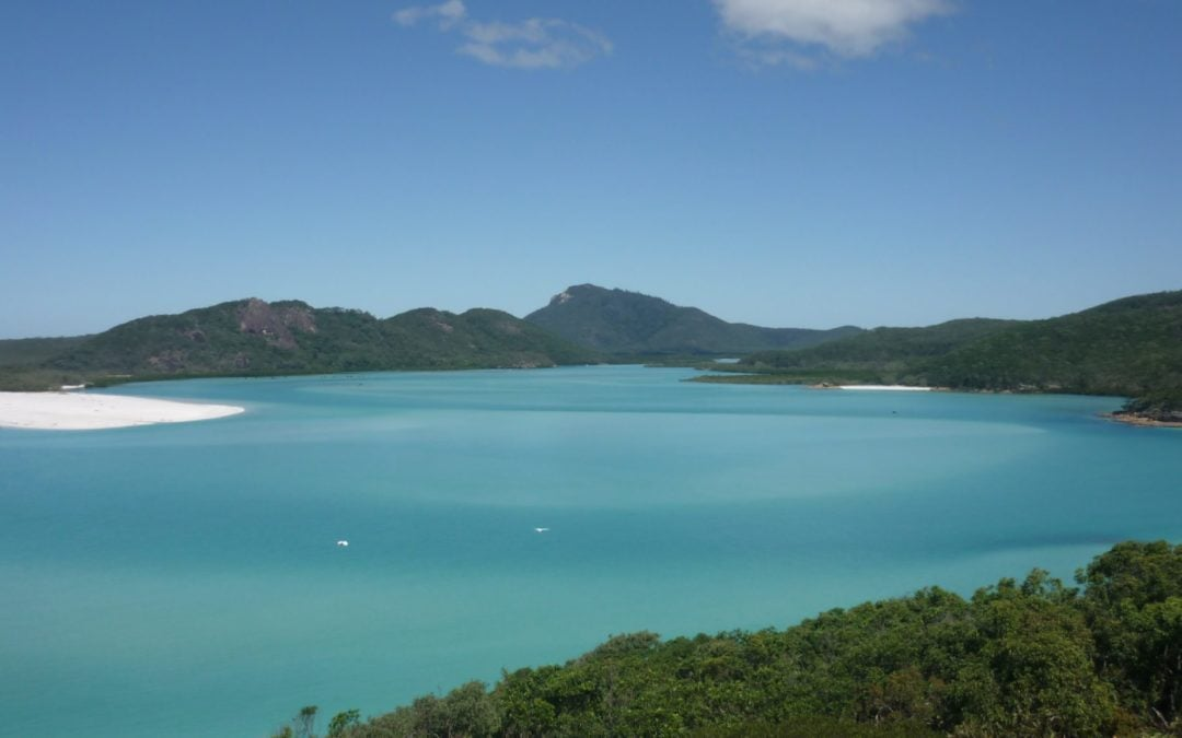 Bushwalking in the Whitsundays