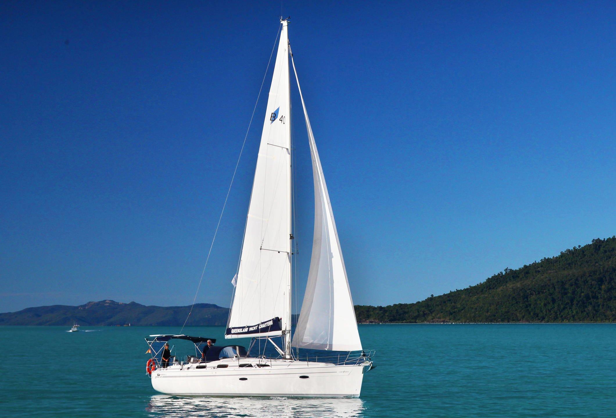 Whitsunday Boat Holiday