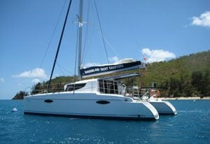 Charter A Sailing Catamaran