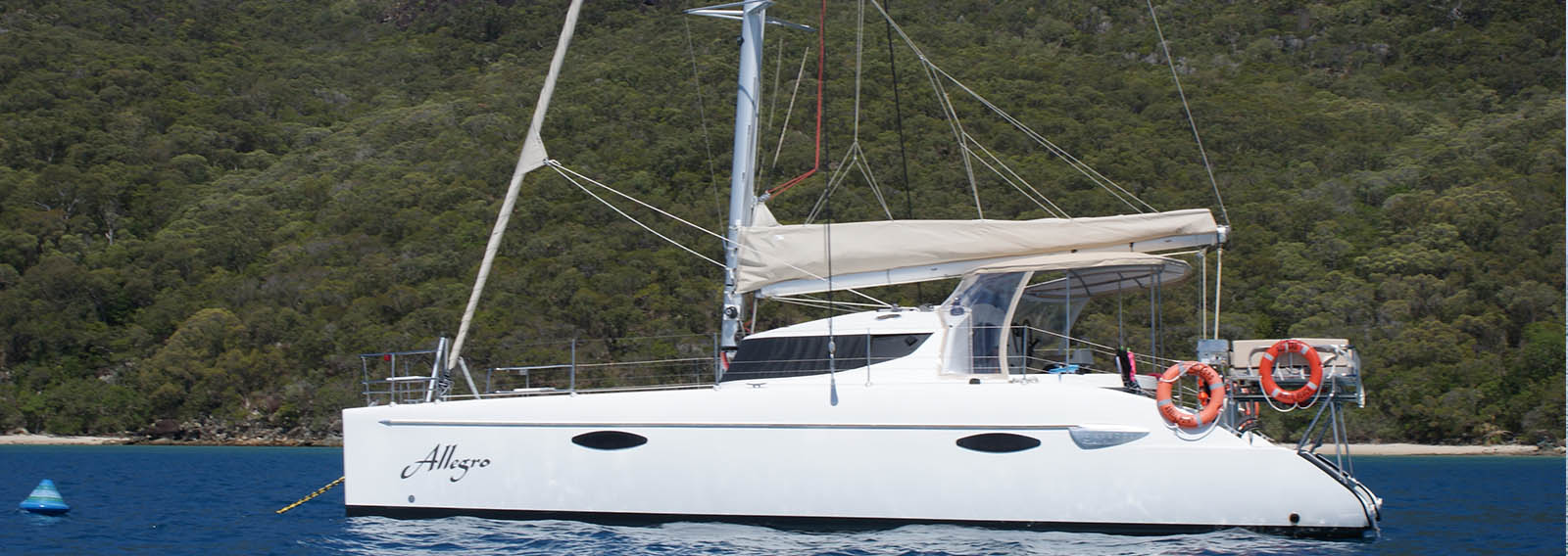 Fountaine-pajot-catamaran-for-hire-whitsundays