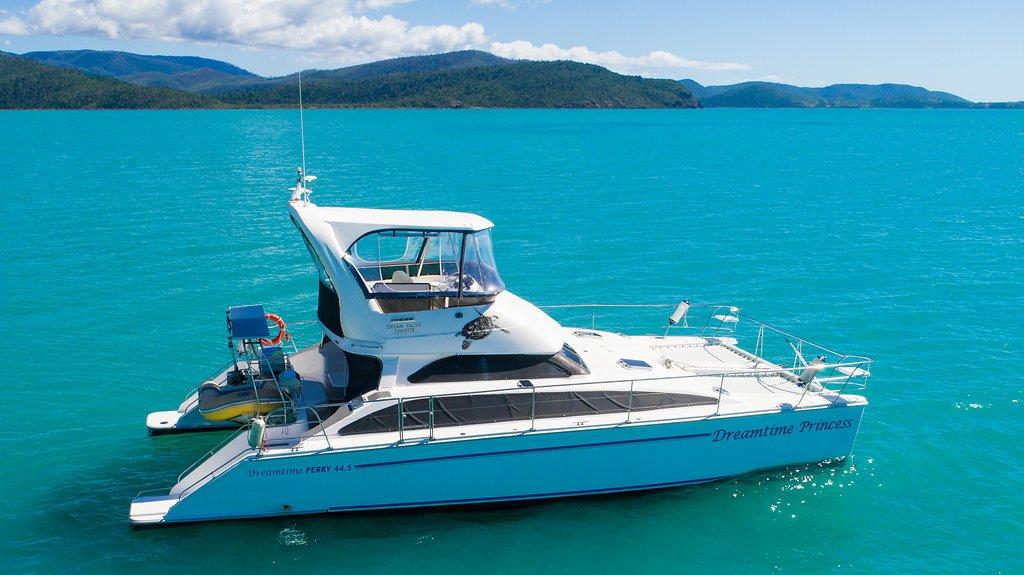 Bareboating Whitsundays