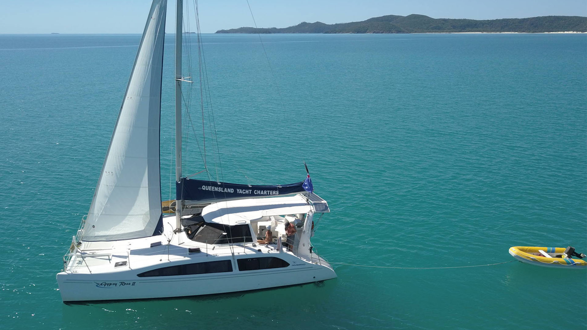 Seawind 1160.3 'Gypsy Rose'