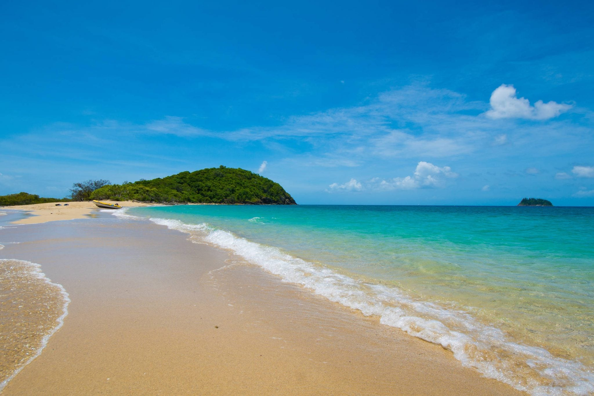 Whitsunday Ocean