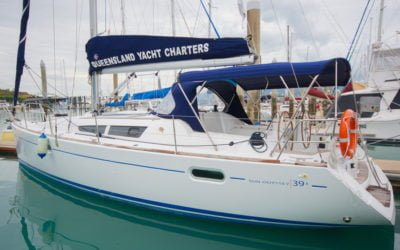 Day Sailing Now Available from Queensland Yacht Charters