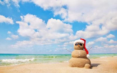 It's Never Too Early To Think About Christmas in the Whitsundays