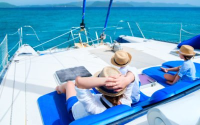 Cruising With Kids In The Whitsundays
