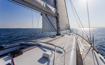 6 Reasons to Choose a Bareboat Charter