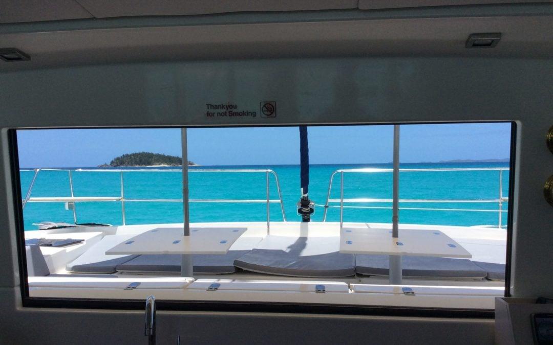 A Fabulous Whitsunday Sailing Itinerary