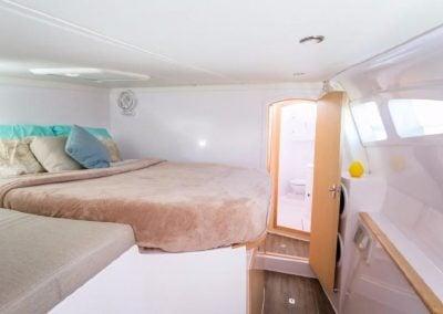 Seawind 1260 Cabin Forward Stbd