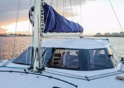 Seawind 1260 Deck
