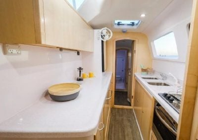 Seawind 1260 Galley