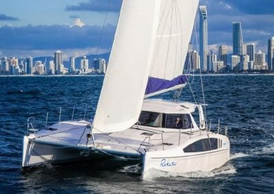 Seawind 1260 Sailing 2