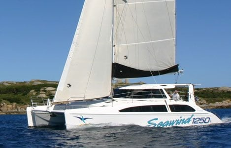 Charter a Premium Vessel in the Whitsundays