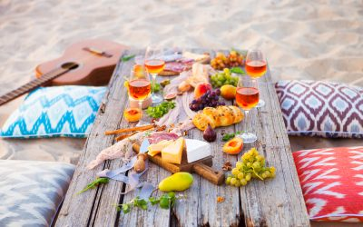 Great Meal Ideas for Your Yacht Charter