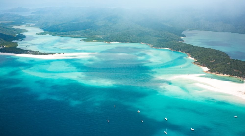 What to Expect for Weather in the Whitsundays