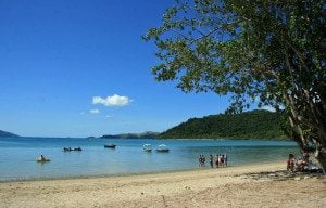 Whitsunday escape holiday