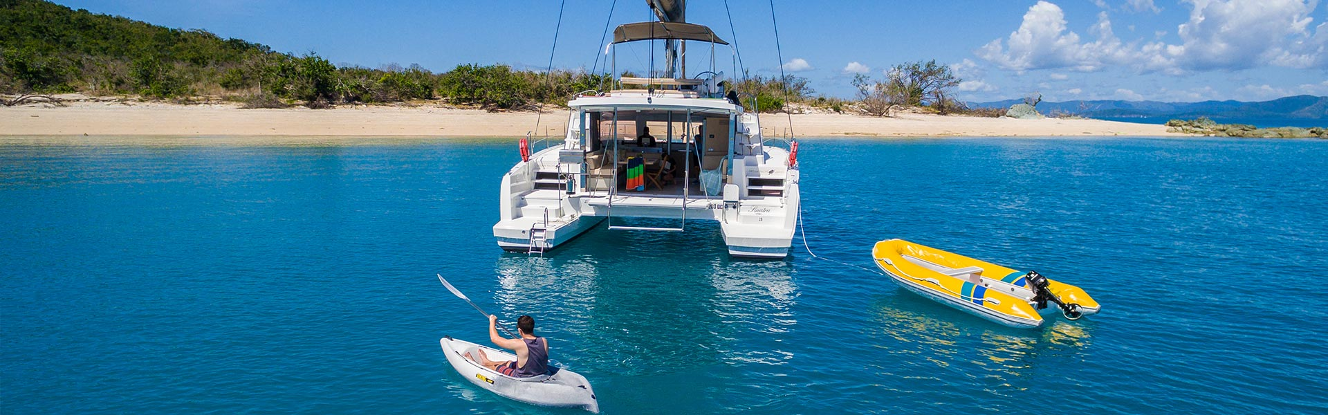 Yacht Charter in the Whitsundays