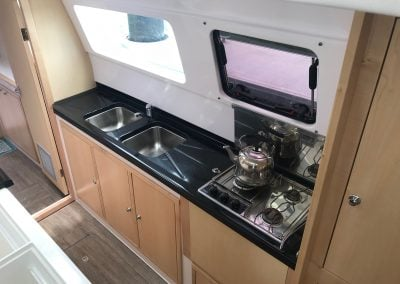 Sailabout-galley