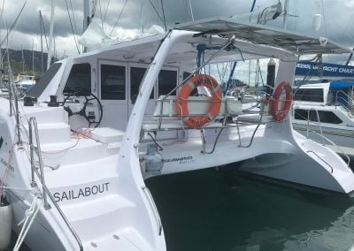 Seawind 1160 Lite cockpit