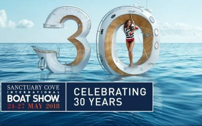 Sanctuary Cove International Boat Show 2018: 30 Years of Boats