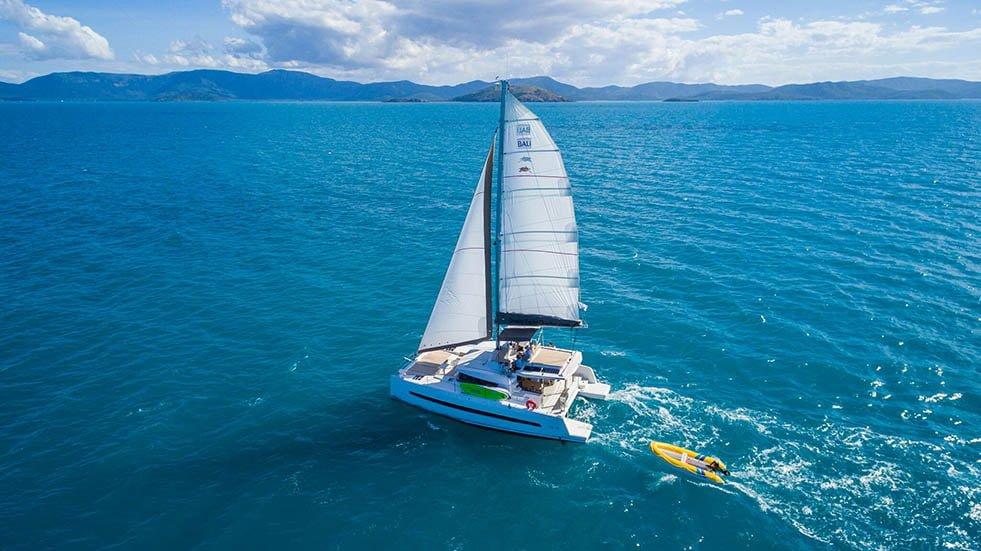 Whitsunday Yacht Charter - Bareboat Sailing   Queensland