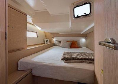 Oceanis 51 Cabin AFT