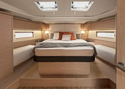 Oceanis 51 Cabin FWD