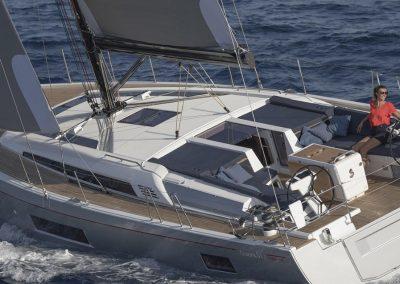 Oceanis 51 Sailing 2
