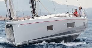 Oceanis 51 Sailing