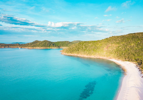 Sailing the Whitsundays – Disconnect to Connect!