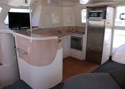 Sunquest-Galley-Fridge