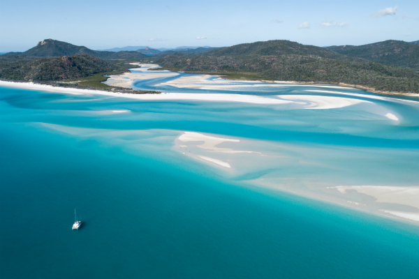 best time to visit whitsundays
