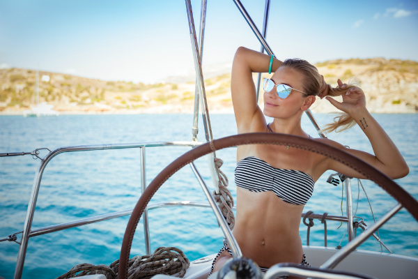 Sailing Vacations Offer True Freedom