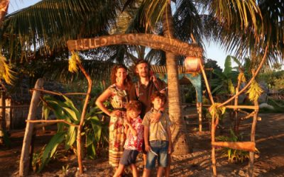 How to enjoy a long-term charter sailing Pacific islands with a young family