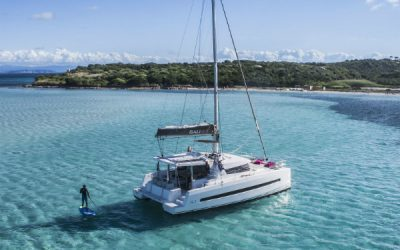 Brand New Bali 4.1 Catamaran To Launch at Auckland Boat Show