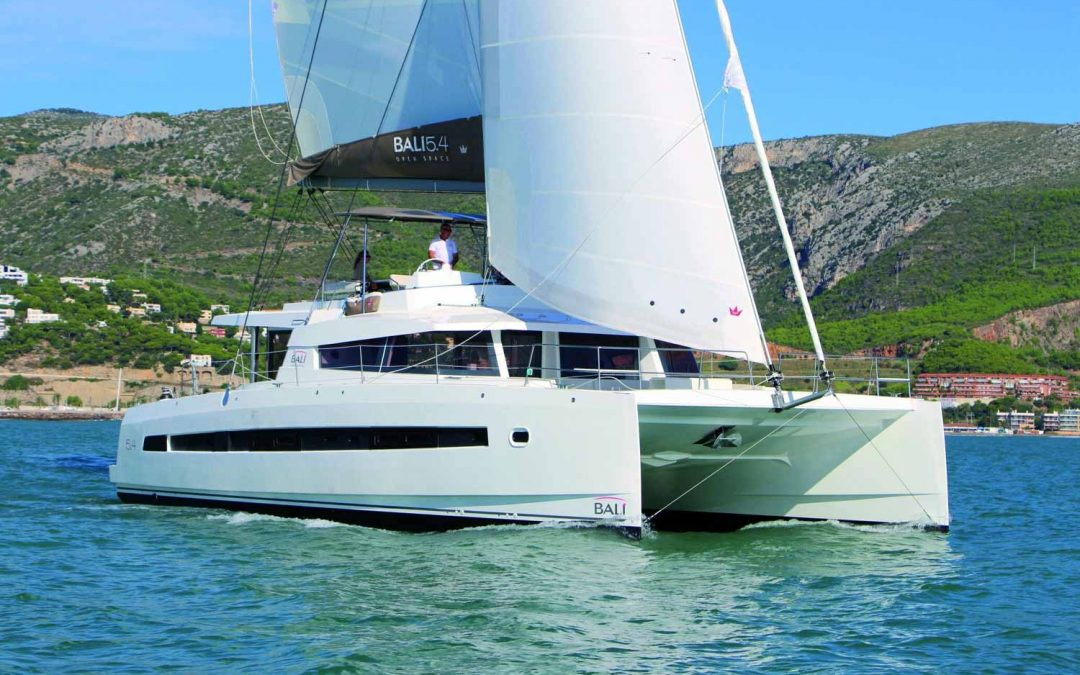 Bali Catamarans Nominated for Multihull of the Year