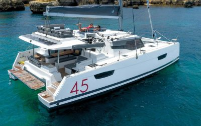 Fountaine Pajot Elba 45 Available in Our Ownership Programs