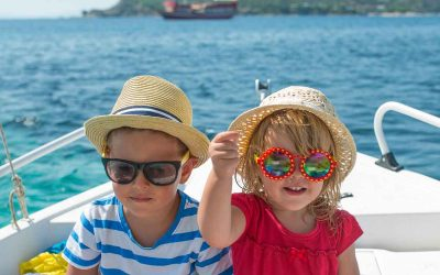 Ten Tips for the Perfect Family Sailing Vacation