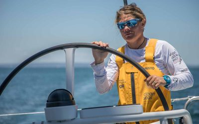 Meet Offshore Sailor Liz Wardley