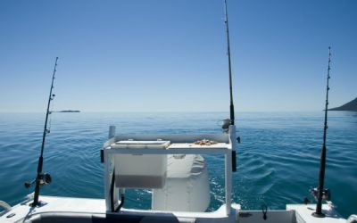 Everything you need to know about fishing while on a sailing vacation