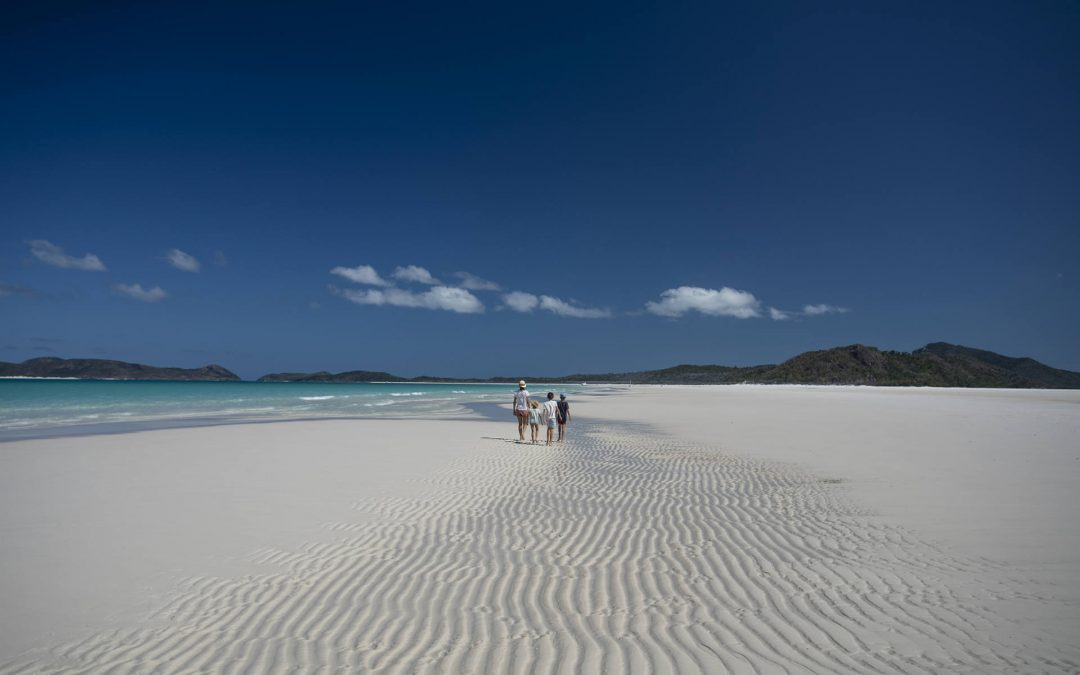 Holiday Here This Year: Bareboat Whitsundays