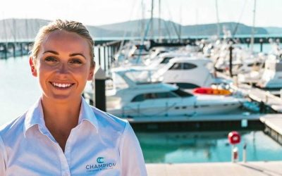 Kylie Champion Shares Her Experience as a Business Woman in the Marine Industry in the Whitsundays