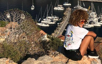Anna Mourou's Top 3 Sailing Destinations