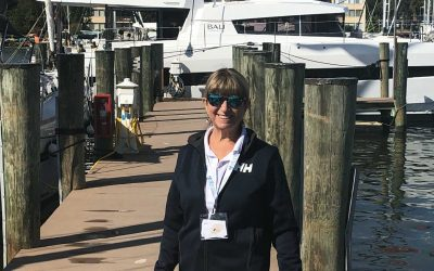 The Sailing Adventures of Christine Buttigieg: DYC Yacht Broker