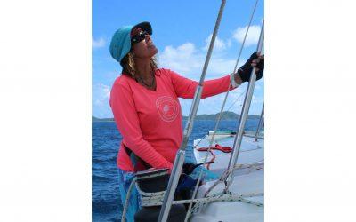 Meet our Respected Skipper, Suzy Acevedo